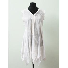 0f21a4e15 Vestidos Camisolas Romanticos Blancos Para Playa - Ropa y Accesorios ...