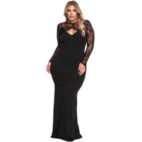 21992a275 Vestido Tallas Extras Con Torerito Negro Tallas Grandes Moda