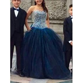 7b6f3de21 Vestidos Para Xv Anos En Leon Gto Mujer De Largos - Vestidos Azul en ...
