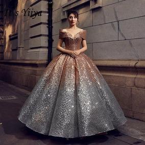 220ad0773 Vestido De Xv Años Tumblr - Vestidos de Mujer Dorado oscuro en Mercado  Libre México