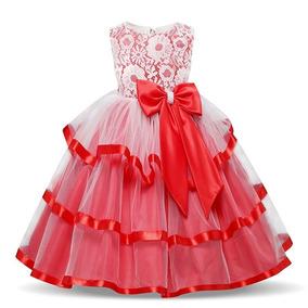 7af9f5e82b6 Vestido De Navidad Para Niñas en Mercado Libre México
