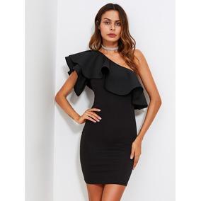 e168dca026 Vestidos Cortos Entallados - Vestidos Cortos de Mujer en Mercado Libre  México