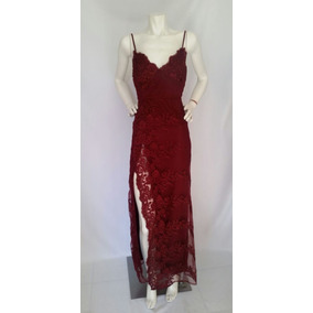 542523c0f Vestidos Guindas Largos - Vestidos de Mujer en Mercado Libre México