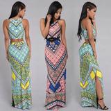 Espectacular Vestido Mujer Encanto Dashiki