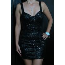 Vestido, Mujer, Noche, Elegante