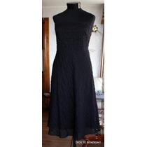Vestido Strapless Corset Negro Retro Exclusivo Silicona Tsm