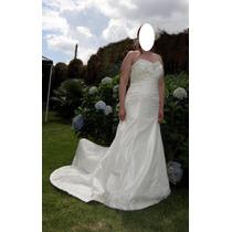 Vestido De Novia Morilee Bridal. Talla 14
