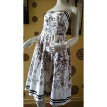 Ann Taylor Exclusivo Vestido Atrapless Formal Toda Ocasion S