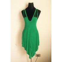 Precioso Vestido Vero Moda Original Top Enterito Blusa Falda