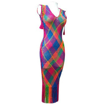Vestidos Mantas Wayuu Mallas
