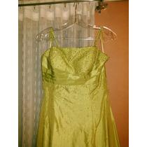 Vestido De Gala (como Nuevo)