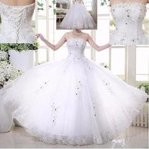 Confección Vestido 15 Años Novia Precio Incluye Tela+bordado