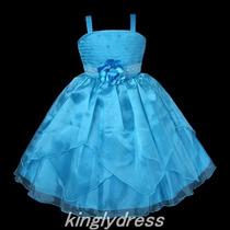 Vestidos De Niña Para Fuesta Muy Lindos Modelos
