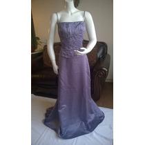 Vestido De Gala Talla 40