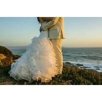 Vestido De Novia Casablanca Diseñadora Mori Lee