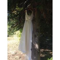 Vestido De Novia Marca Pronovias Como Nuevo Talla 36-38