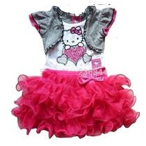 Vestido Hello Kitty Exclusivo Nuevo