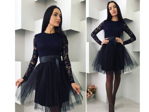 vestidos, a la moda, tipo cóctel, casuales, elegantes bellos