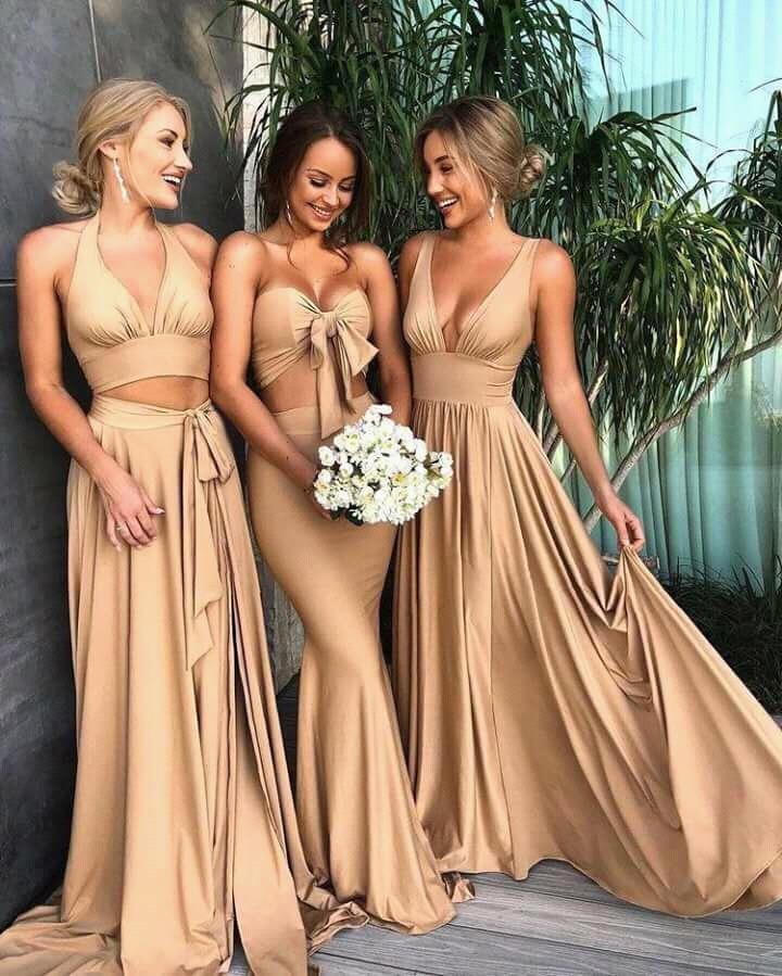 Vestidos para damas de honor mercadolibre