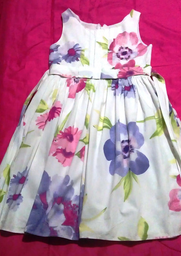 vestidos americanos de niña segunda mano