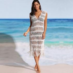 d3991d5c52d07 Remate Salidas De Bano Pareos Blusas Vestidos Playa Piscina - Ropa y ...