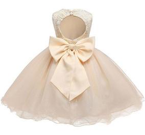 Vestidos Bautizo Para Bebé Niña Fiesta Pajecita Tutus