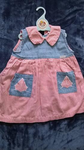 vestidos beba, t1, combinado.