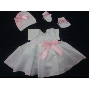 335e7167f17f9 Vestidos Para Niñas Recien Nacidas en Mercado Libre Venezuela