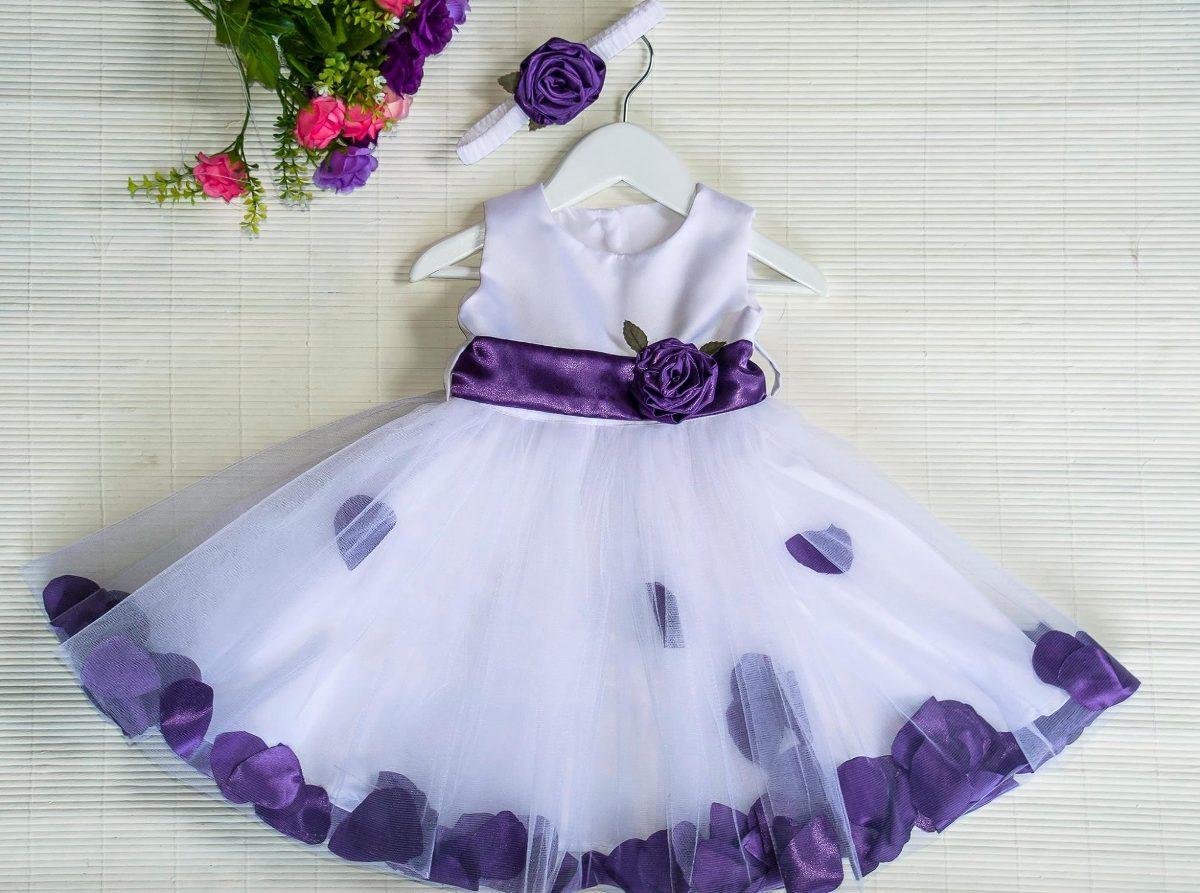 9ed2c6082 vestidos bebe fiesta bautismo cumpleaños ( vincha incluida). Cargando zoom.