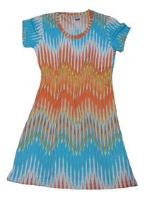 Vestidos Casuales Para Gordas 3xl Ropa Vestidos Naranja En