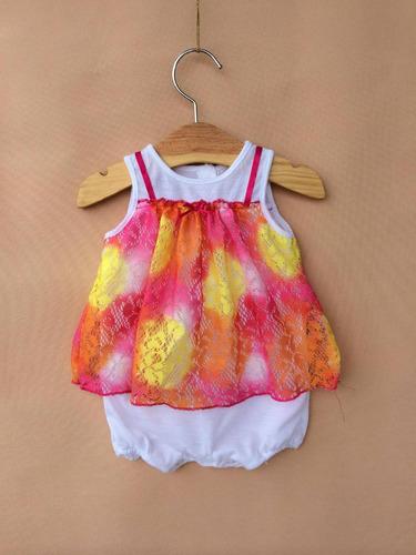 vestidos body bebe niña - importados - marca faded glory