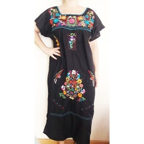 Vestidos Artesanales Mexicanos Elegantes Ropa Y Accesorios