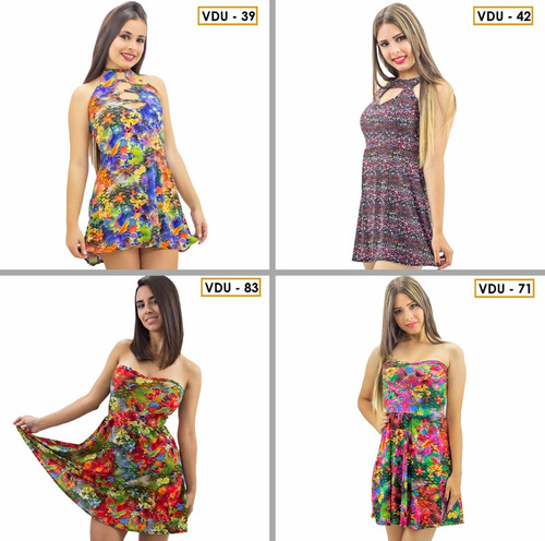 vestidos bragas dama casuales playeros cortos mayor
