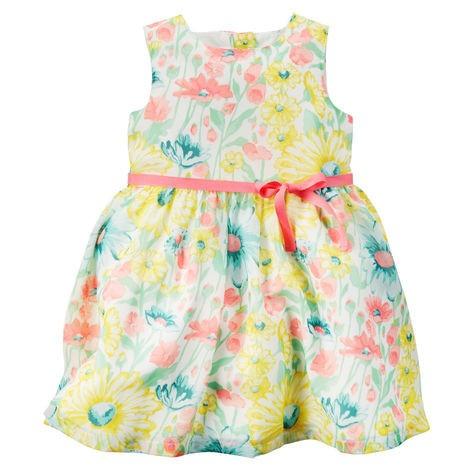 48232d0a3 Vestidos Carters Formales Ropa Bebe Niña* - $ 299.00 en Mercado Libre