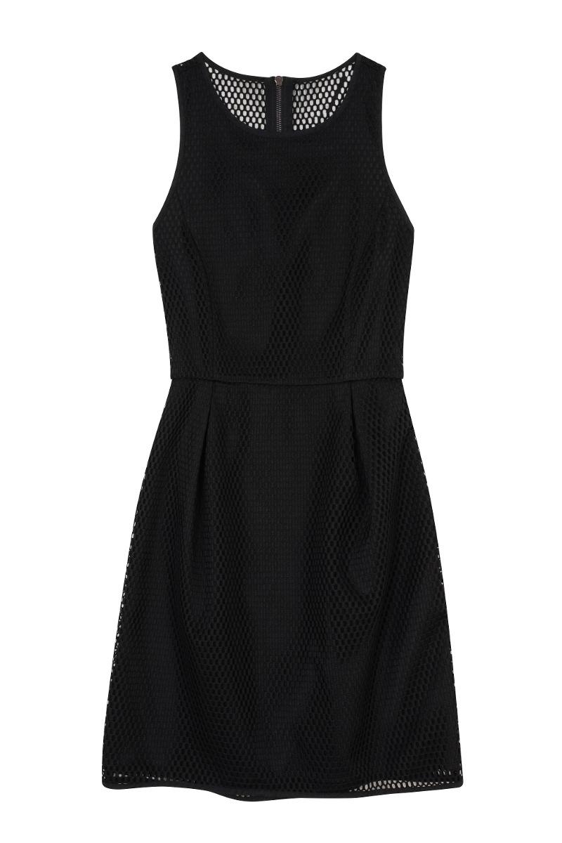 Imagenes de vestidos casuales sin manga