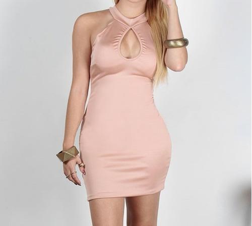vestidos casuales cortos.