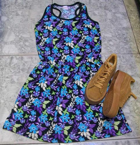 vestidos casuales cortos a la moda de algodon y de calidad
