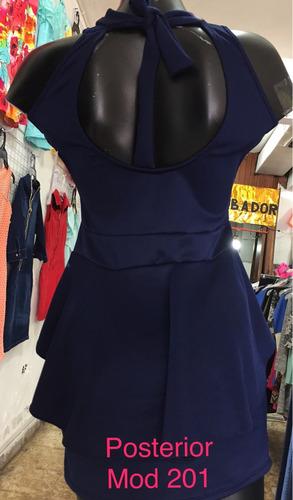 vestidos casuales cortos, gran moda discretos bellísimos.