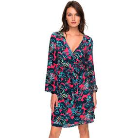 0c25e950ac75 Vestido Roxy Mujer en Mercado Libre México