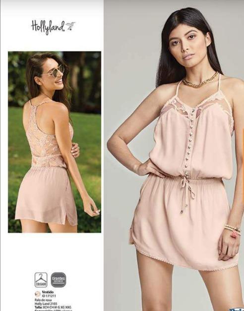 Imagenes de vestidos casuales de mujer