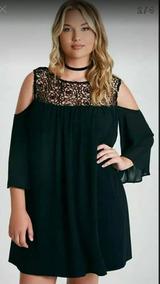 e0765d55a7 Vestidos Talla Grande Xl 3xl - Vestidos de Mujer Cortos en Mercado ...