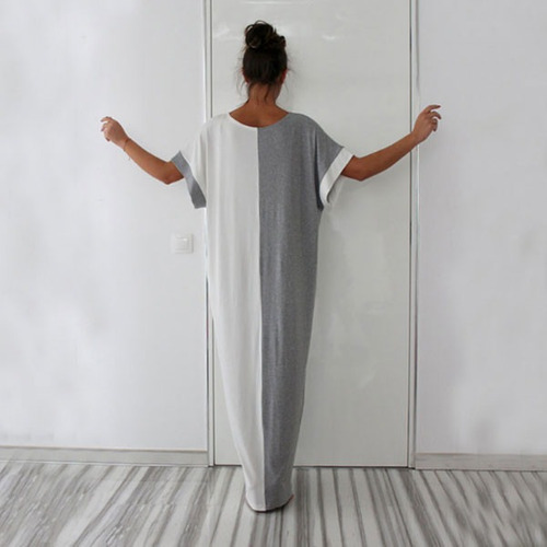 vestidos casuales largos dos