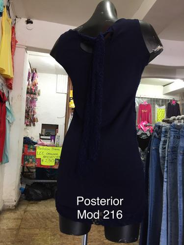 vestidos casuales muy versátiles tallas ch, m y g