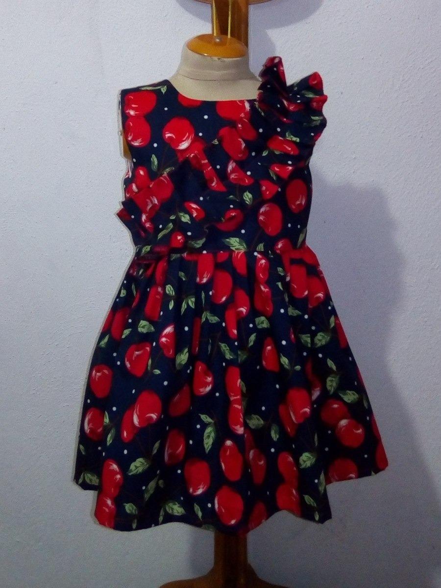 Vestidos Casuales Para Niñas Karumodas