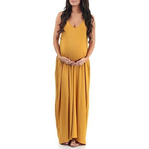 Vestidos de maternidad casuales