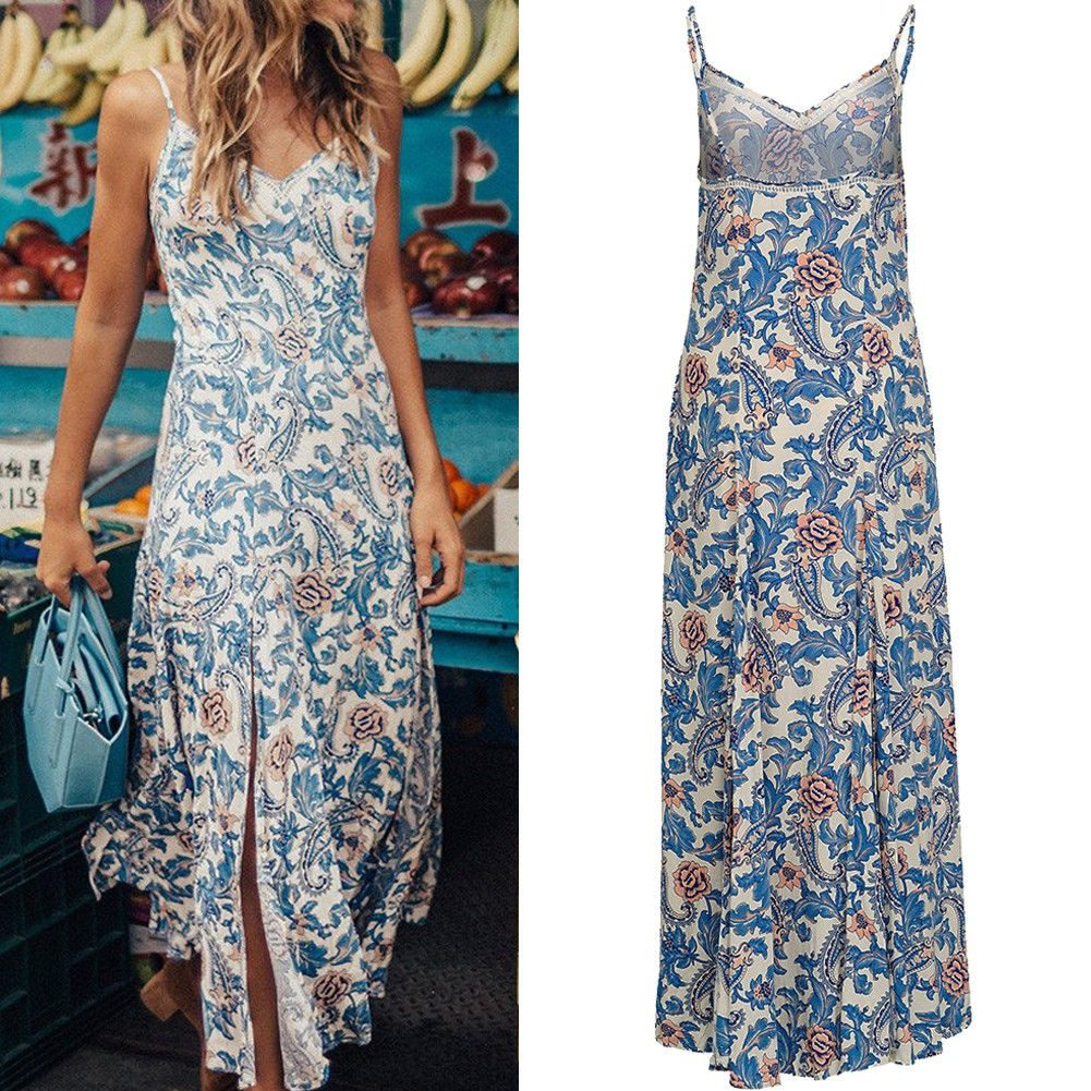 3c435b6d3 vestidos casuales vestidos floreados ropa verano ropa playa. Cargando zoom.