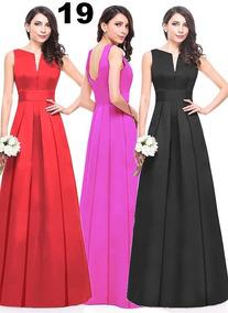 554a73459 Vestido Prega Macho - Vestidos De Festa Longos Femininas no Mercado ...