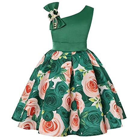 Vestidos Cinto Flores Diseños Fiesta Boda Xv Flor Verde