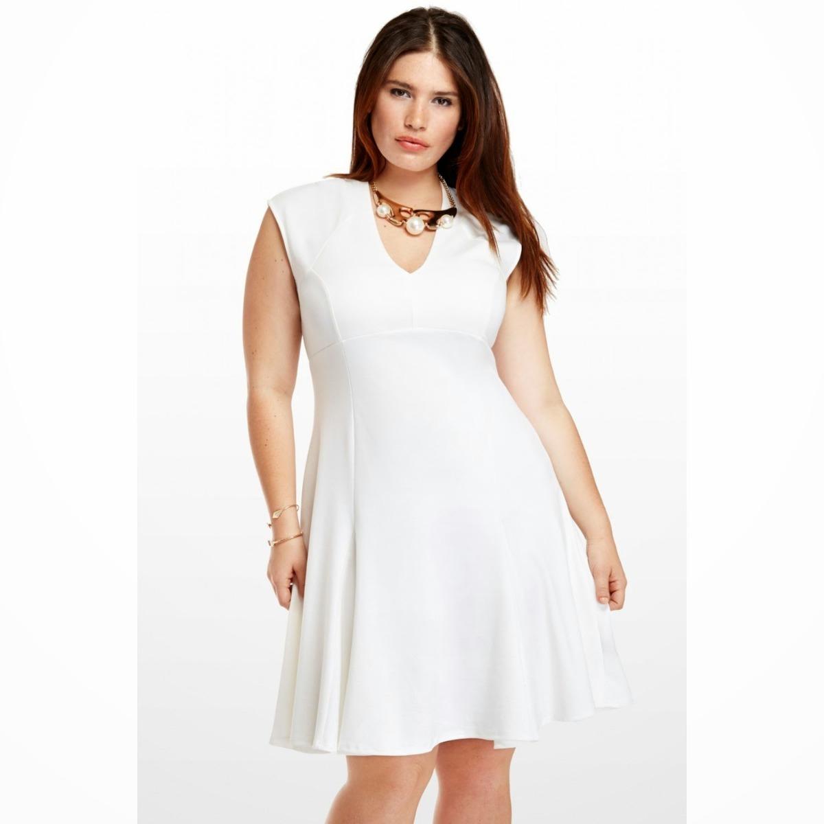 8dac1158de vestidos coctel casuales elegantes para gorditas tallas plus. Cargando zoom.
