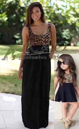 vestidos combo madre e hija